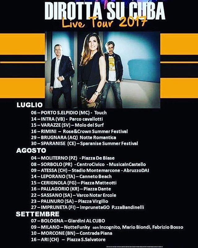 tutto-il-calendario-aggiornato-musicaitaliana-musicadalvivo-groove-instamusic-instalike-dirottasucub