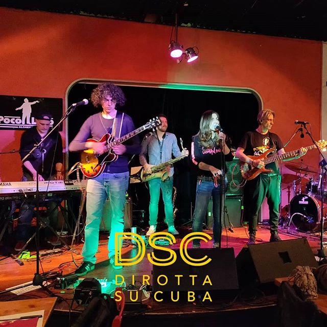 @pocoloco.club-@dirottasucuba-@simonabenciniofficial-@stededonato-@musikeria